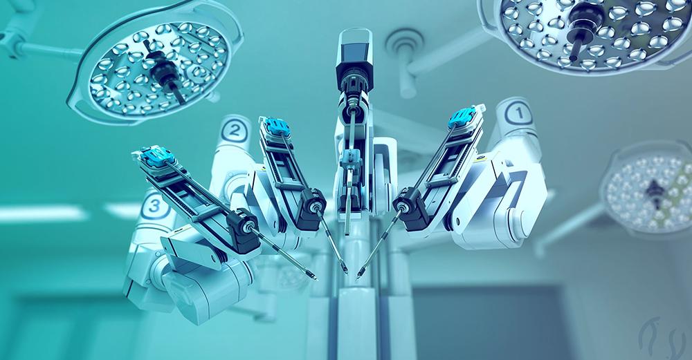 Os benefícios dos instrumentos robóticos na medicina
